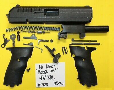 HI POINT JHP 45 Acp Cal All Parts Pictured All Parts 4 One Price #18-929
