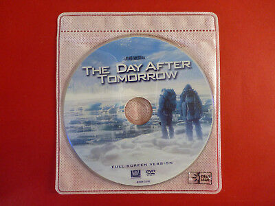 The Day After Tomorrow FS DVD Disc ONLY Bilingual