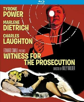 Witness For The Prosecution (1957) 738329132620 (Blu-ray Used Very Good)