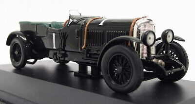 Altaya Models 1/43 Scale A31119 - Bentley Speed Six - 1st Le Mans 1929