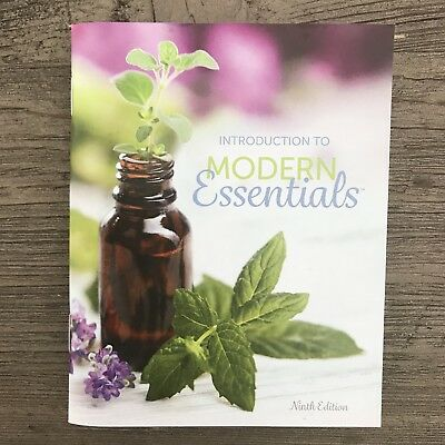 doTERRA Book Modern Essentials 9th Edition POCKET BOOK - Essential oil bible