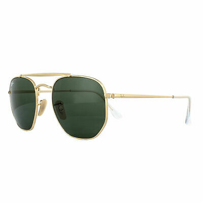af0610a0df RAY-BAN SUNGLASSES MARSHAL 3648 91023M Tortoise Gold Blue Gradient ...