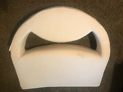 Large MedCline Acid Reflux GERD Relief System Wedge NO Body Pillow