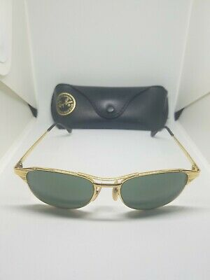 de0b266339 VINTAGE RAY BAN Signet Sunglasses w Case (Made In The U. S. A. ...