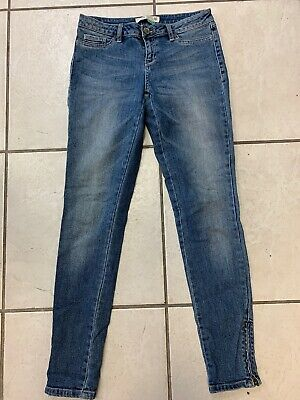 14d4a5b8849 Route 66 Women s Original Classic Fit Skinny Denim Jeggings Size 4 Pre-Owned