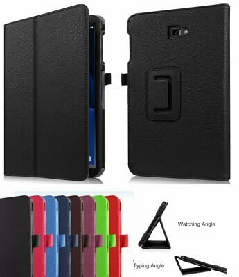 Stand Leather Case Cover For Samsung Galaxy Tab A6 10.1 T580 T585 10.5 T590 T595