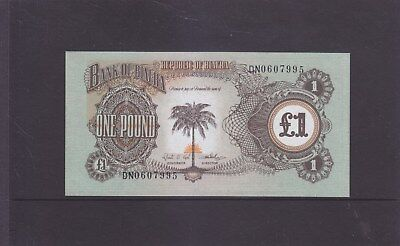 BIAFRA-1968-69 1 POUND BANK NOTE-UNCIRCULATED BANK NOTE-$5-freepost