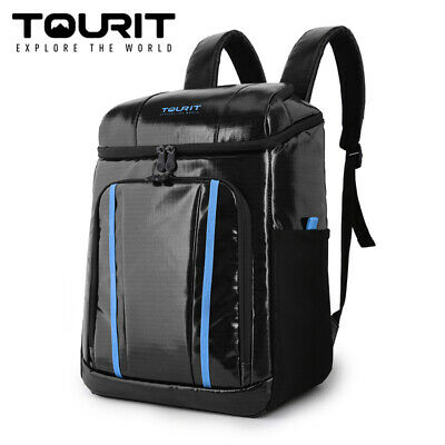 TOURIT Insulated Cooler Backpack Waterproof TPU Leak-Proof Soft Bag