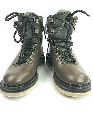 f712a23cd6723 Simms Wading Boots 6 Felt Sole Fly Fishing Leather Mens Freestone Ankle Boot