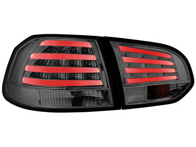 Fanali Posteriori A Led Volkswagen Golf 6  Fume' Tube Light