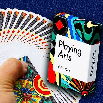 Mazzo di carte Playing Arts Edition One - Carte da gioco