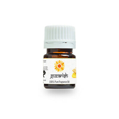 Ginger Fragrance Oil 3Ml To 100Ml 100% Pure Natural Fragrance Oil From India