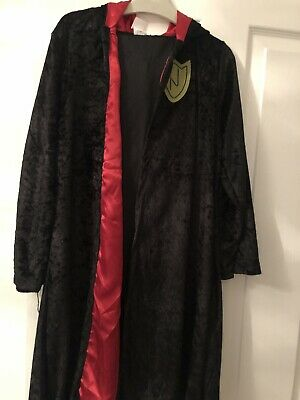Harry Potter Gryffindor Childs Cloak Costume Age 5 11 Years