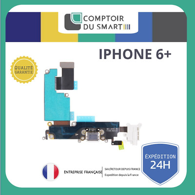 Nappe Dock Connecteur De Charge + Micro + Jack + Antenne Gsm - Iphone 6 Plus