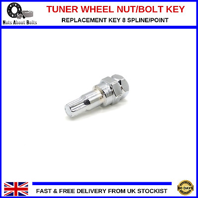 VW Touareg 10 Point Star Drive Tool Tuner Key Alloy Wheel Bolt Nut Removal