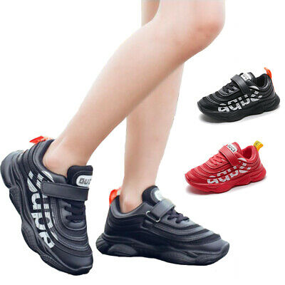 Fashion Kids Boys Casual Athletic Children Girls Sports Trainers Chunky Shoes
