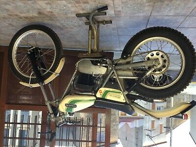 Ossa 250 Mike Andrwes