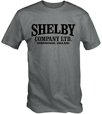 Shelby Company Ltd Blinders Peaky TV 1919 Order Of By Thomas Themed T Shirt