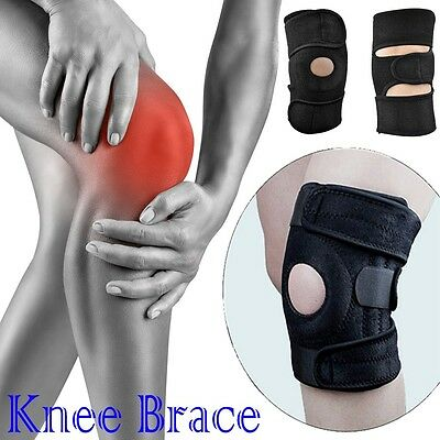 CFR Magnetic STABILISING Knee Patella Support Brace Neoprene Ligament ACL MCL UK