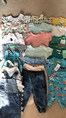 Boys 3-6 month bundle of clothes - EX CON/new with tags
