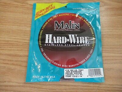 Malin LC4-42 Hard-Wire Stainless Dia 40Lb