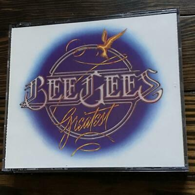 Bee Gees Greatest (Polydor 800 071-2) (2-CD Set) - Bee Gees - Audio CD