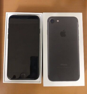 Apple Iphone 7 32Gb Black Nero Opaco Come Nuovo