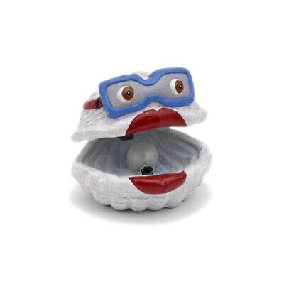 Penn Plax Sea Creatures Oyster Sue