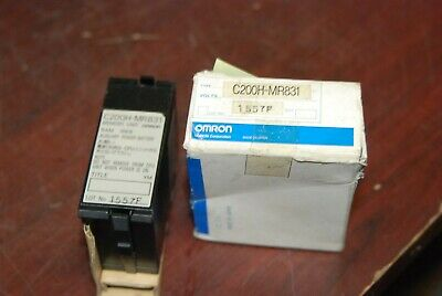 Omron C200H-MR831, Memory Unit, 16KB, New in Box