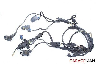 00-06 Mercedes W220 S55 AMG CL500 Front Bumper Parking Sensor Wire Harness PDC