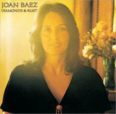 Joan Baez: Diamonds & Rust (Cd)