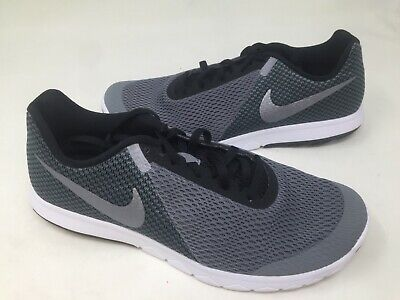 NEW! Nike Men's Flex Experience RN 6 Athletic Shoes Grey/Blk #881802-010 3O3 a