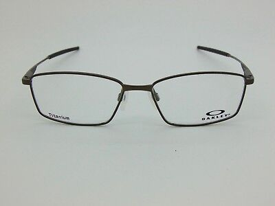 3c3fefcd08 NEW Authentic OAKLEY LIMIT SWITCH OX5121-0253 Satin Pewter 53mm Rx  Eyeglasses