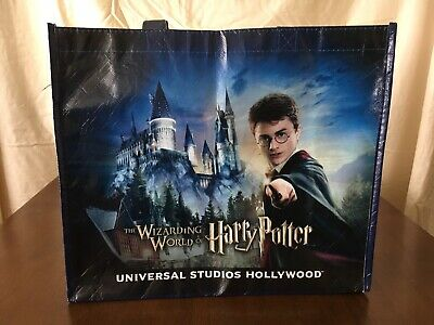 3 Universal Studios Promo Bags *Harry Potter - Fast & Furious - Despicable Me*