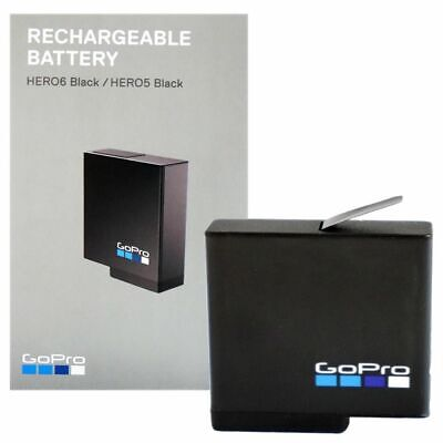 GoPro Rechargeable Battery for HERO7 BLACK HERO5 Black and HERO6 Black AABAT-001