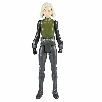 (Factory Direct) Avengers Marvel Infinity War Titan Hero Series Black Widow w...
