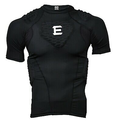 Padded - All Sports - Compression Shirt CPS14 Youth & Adult Sizes - By EliteTek