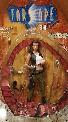Toy Vault Farscape Series 1 Aeryn Sun The Mutation Action Figure New In Package