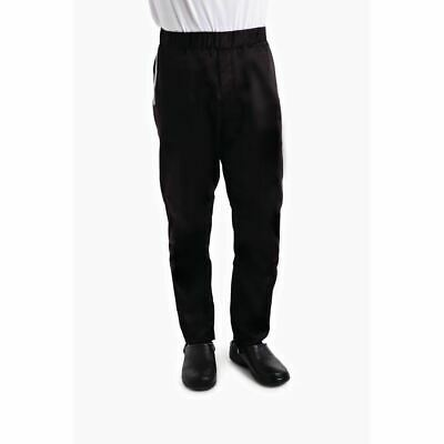 """Whites Southside Chefs Utility Trousers in Black Slim Fit Design - M 34""""-36"""""""