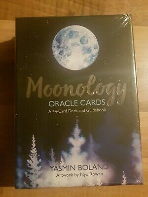 🌕 Moonology Oracle Cards by Yasmin Boland 🌕