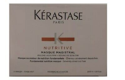 **CHEAPEST** Kerastase Treatment Magistral Masque Mask Severely Dried Hair 200ml