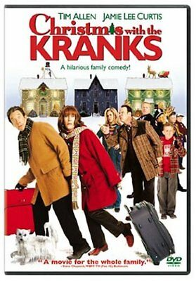 Christmas with the Kranks (DVD, 2005) (WS,FS) Tim Allen *NEW*