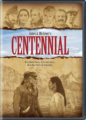 Centennial Complete Series 6 Dvd Set Brand New