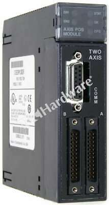 GE Fanuc IC693APU302R 90-30 Series Axis Position Module 2 Axes