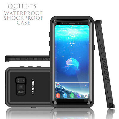 For Samsung Galaxy S8 Plus Shockproof Waterproof case gives Heavy protection