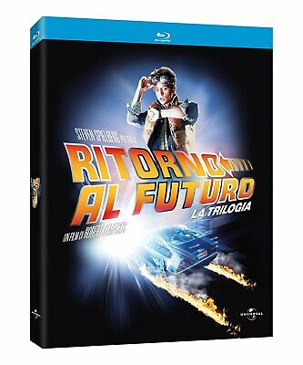 1190947 Ritorno Al Futuro - Trilogia (4 Blu-Ray) - Back To The Future III (Blu-R