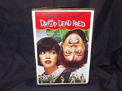 Drop Dead Fred (DVD, 2003) RARE