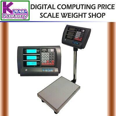 Electronic Digital Computing 150 KG Price Scale Weight Accurate Precise Sensors