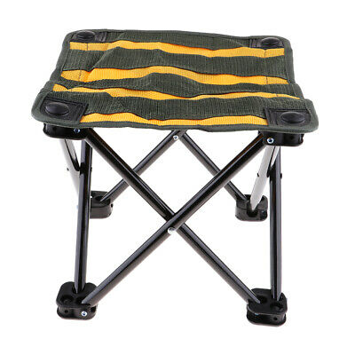 Folding Camping Chair Outdoor Hiking Ultralight Portable Foldable Chair Seat