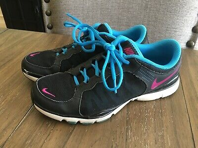 2f7195d215b8 HOT NEW WOMENS NIKE SHOX DELIVER ATHLETIC SHOES SIZE 8 1 2 Black ...